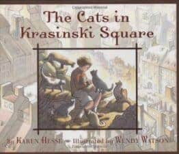 The Cats in Krasinski Square Children's Picture Books About The Holocaust