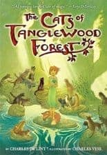 The Cats of Tanglewood Forest children's books about cats