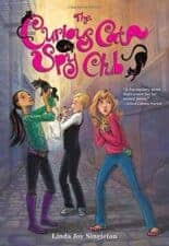 The Curious Cat Spy Club children's books about cats