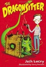 The Dragonsitter funny books for kids