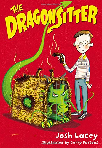 The Dragonsitter Hot New Releases: Books for Kids Spring 2016