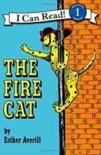 children's books about cats The Fire Cat