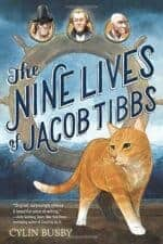 The Nine Lives of Jacob Tibbs children's books about cats