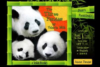 The Three Pandas Great Earth Day (Environmental) Apps for Kids