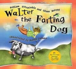 Walter the Farting Dog Dog Books That Kids Love