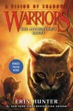 Warriors children's books about cats