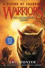 Warriors children's books about cats