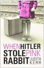 When Hitler Stole Pink Rabbit Children's Chapter Books About WWII's Holocaust