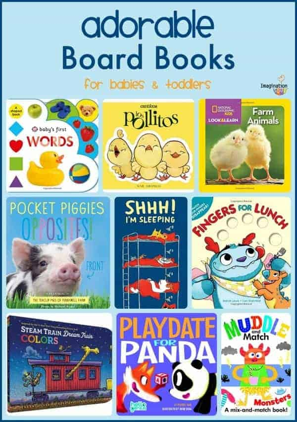 adorable board books for babies and toddlers spring 2016