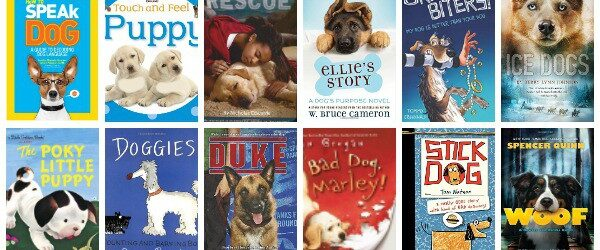 Dog Books That Kids Love