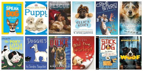 dog books for kids