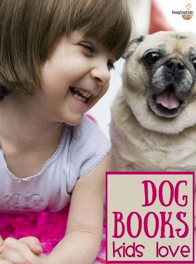 kid favorite dog books