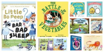 hilarious funny picture books