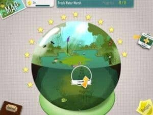 iBiome Wetland Great Earth Day (Environmental) Apps for Kids
