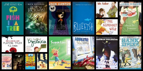 learning differences disabilities picture books chapter books