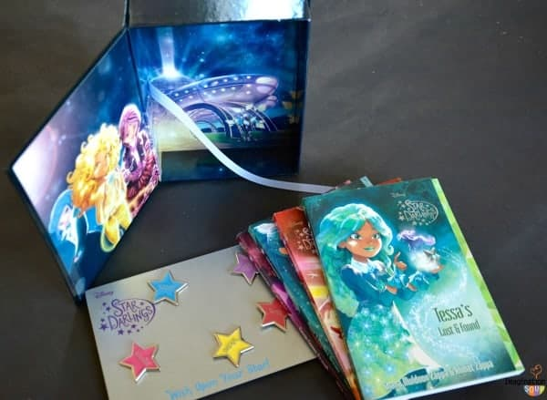 NEWEST star darlings books!