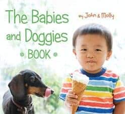 the Babies and Doggies Book Dog Books That Kids Love