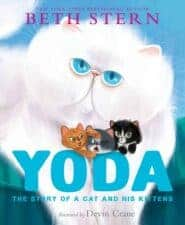 yoda Pawsitively Catilicious Cat Books for Kids