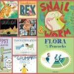 18 Picture Books Starring Animal Characters
