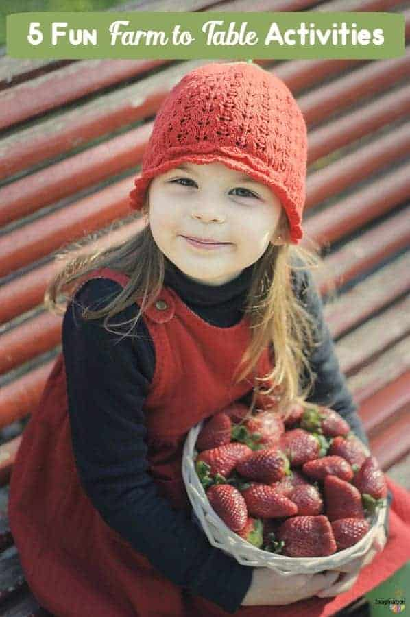 farm to table activities for kids
