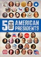 50 Things You Should Know About American Presidents Favorite President's Day Books for Kids
