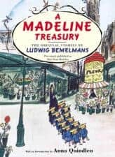 A Madeline Treasury Books Made Into Movies For Kids Under 5