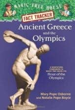 ANcient Greece and the olympians Get Kids Excited About the Summer Olympics with Books!