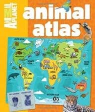 Animal Planet Animal Atlas Picture Book About Habitats and Ecosystems