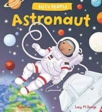Astronaut review Awesome Nonfiction Books for Kids 2016