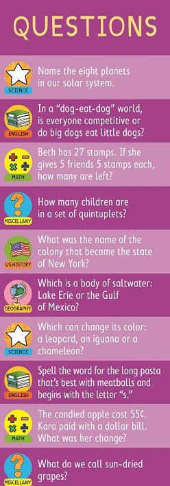 BQ Questions