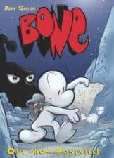 Bone The Best Graphic Novels for Kids