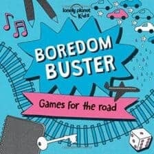 Boredom Buster Games for the Road Terrific Travel and Activity Books for Kids