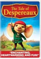 Despereaux movie Books Made Into Movies For Kids Ages 4 - 8