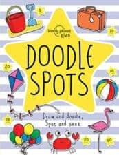 Doodle Spots Terrific Travel and Activity Books for Kids