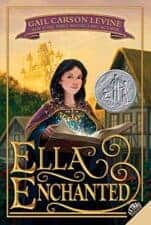 Ella Enchanted Books Made Into Movies For Kids Ages 8 - 12