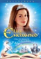 Ella Enchanted movie Books Made Into Movies For Kids Ages 8 - 12