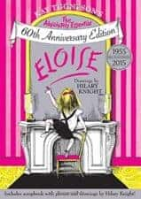 Eloise Children's Books Made Into Movies = Motivation for Reading