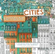 Fantastic Cities Terrific Travel and Activity Books for Kids