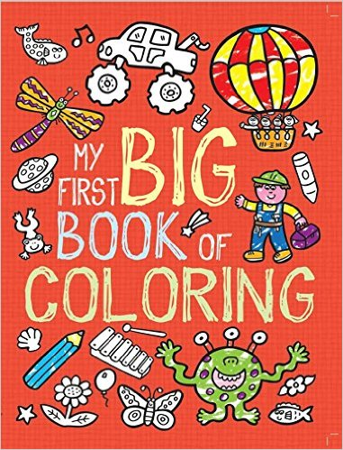 First Big Book of Coloring