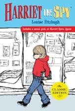 Harriet the Spy Books Made Into Movies For Kids Ages 8 - 12