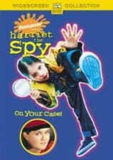Harriet the Spy movie Books Made Into Movies For Kids Ages 8 - 12