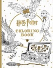 Harry Potter Coloring Book Terrific Travel and Activity Books for Kids
