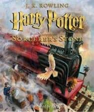 Harry Potter and the Sorcer's Stone Books Made Into Movies For Kids Ages 8 - 12