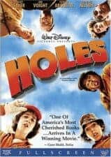 Holes Books Made Into Movies For Kids Ages 8 - 12