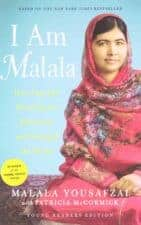 I Am Malala best nonfiction books for elementary age kids