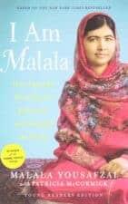 I Am Malala 30 Biographies To Encourage a Growth Mindset