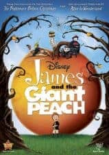 James and the Giant Peach Books Made Into Movies For Kids Ages 4 - 8