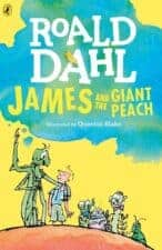 James and the Giant Peach book Books Made Into Movies For Kids Ages 4 - 8