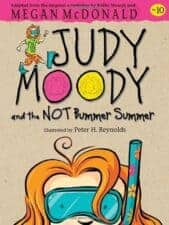Judy Moody and the Not Bummer Summer bk Books Made Into Movies For Kids Ages 8 - 12