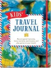 Kids Travel Journal Terrific Travel and Activity Books for Kids